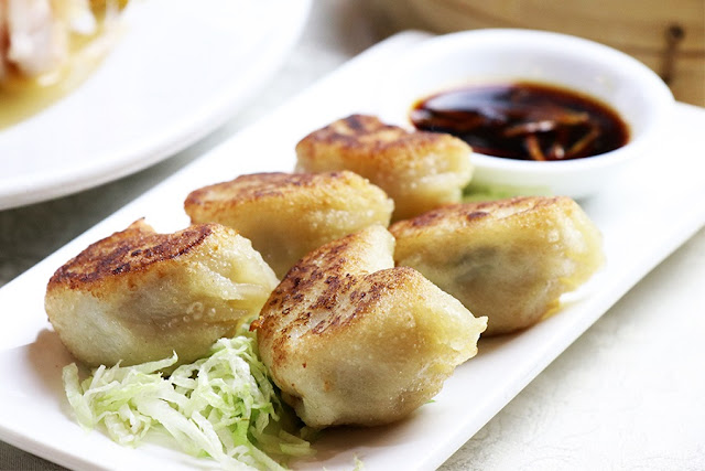 Pan Fried Shanghai Dumpling