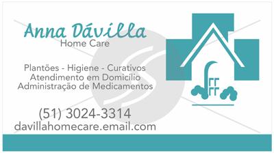 cartao de visita enfermagem%2B%25283%2529 - Lindos cartoes de visita, enfermagem home care