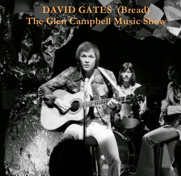 Is Glen Campbell Still Alive: En Vivo Y En Directo.: DAVID GATES (Bread