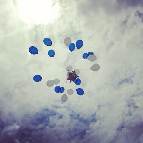 Feliz cumpleanos hasta cielo