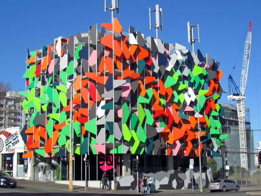 Buildings Using Technology to Make the World Greener
