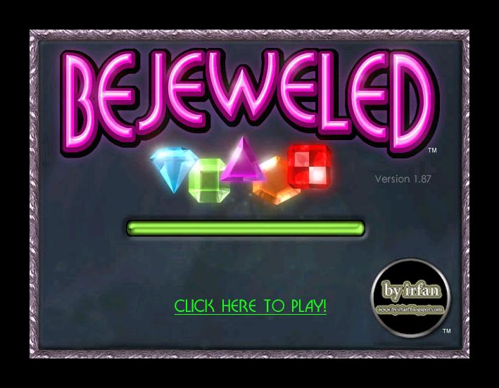 Bejeweled Deluxe - Katılımsız Oyun