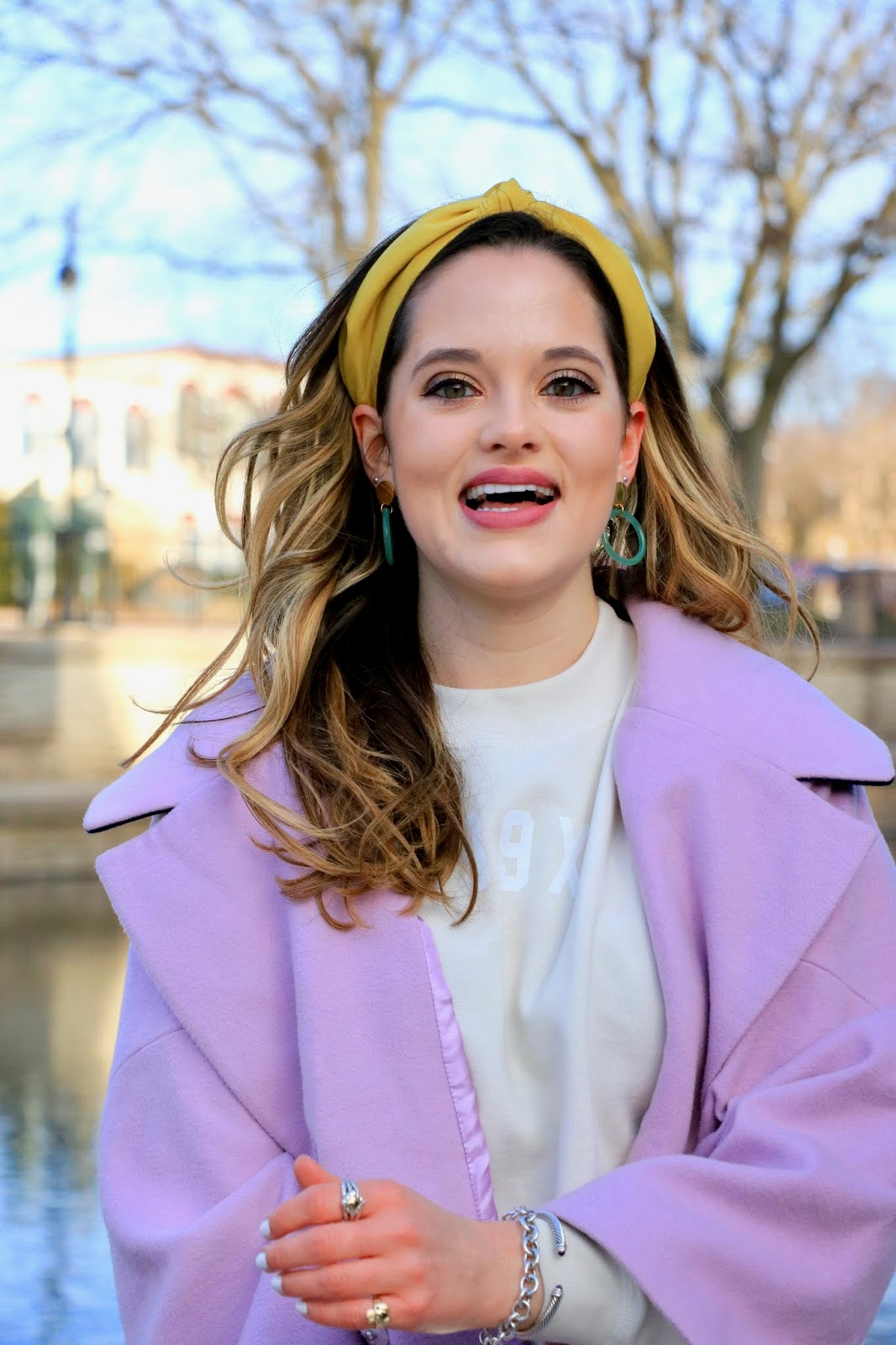 Nyc beauty blogger Kathleen Harper's spring makeup ideas