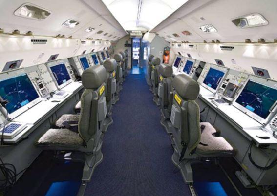 Boeing 737 AEW&C specs