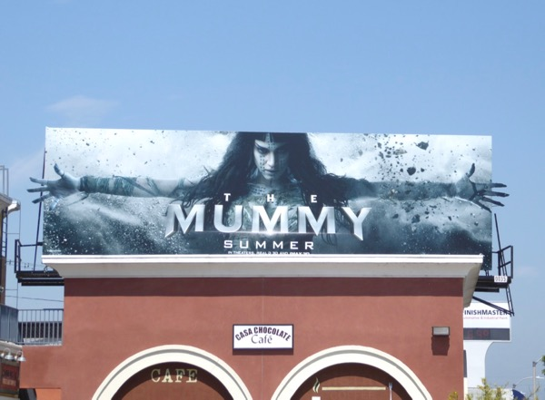 Mummy special extension billboard