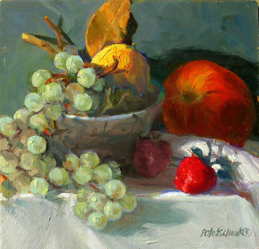 John Pototschnik: Still Life Painting