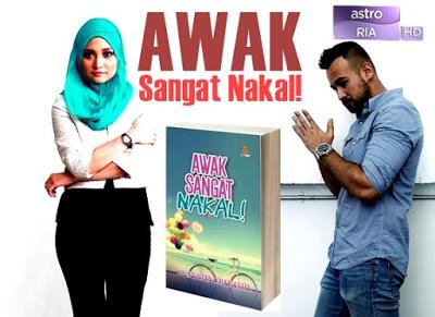 LAGU OST AWAK SANGAT NAKAL - AYDA JEBAT