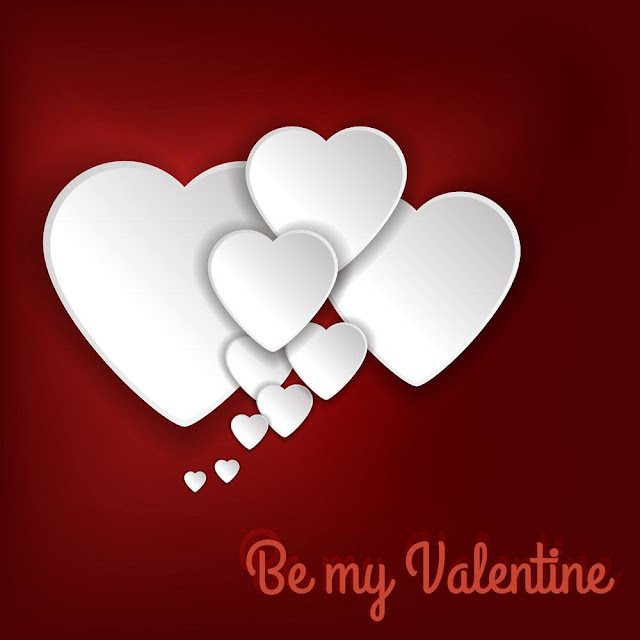 Valentine's Day Three Dimensional Love