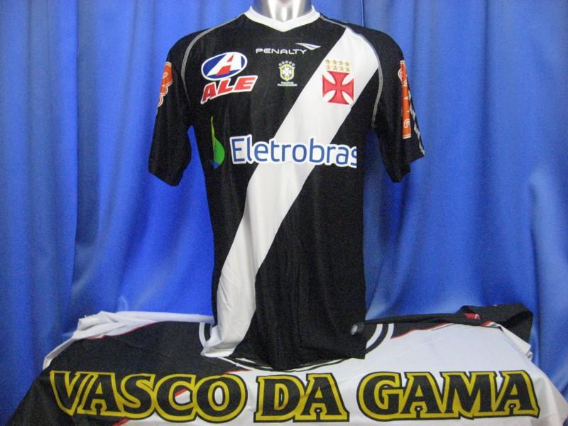 Camisas do Vasco da Gama  2011- Penalty (Oticas Diniz) 6adfe4454cf47