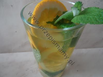 Napój pomarańczowy