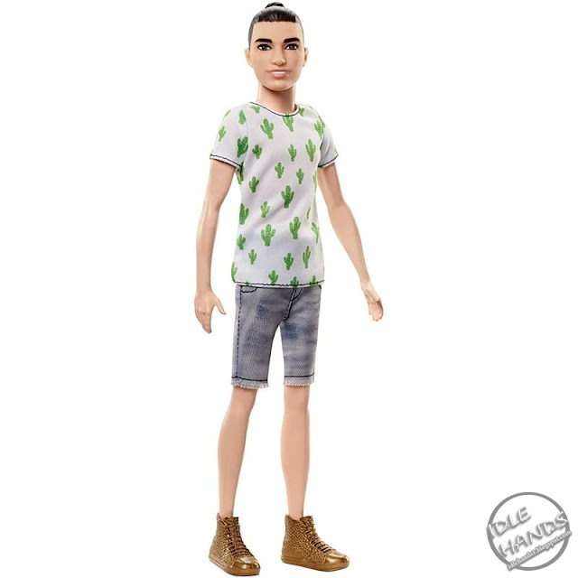 Mattel Barbie Ken Fashionistas Dolls for 2017