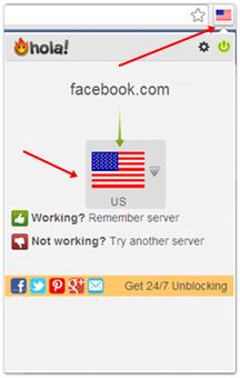 Change ip address to uk free