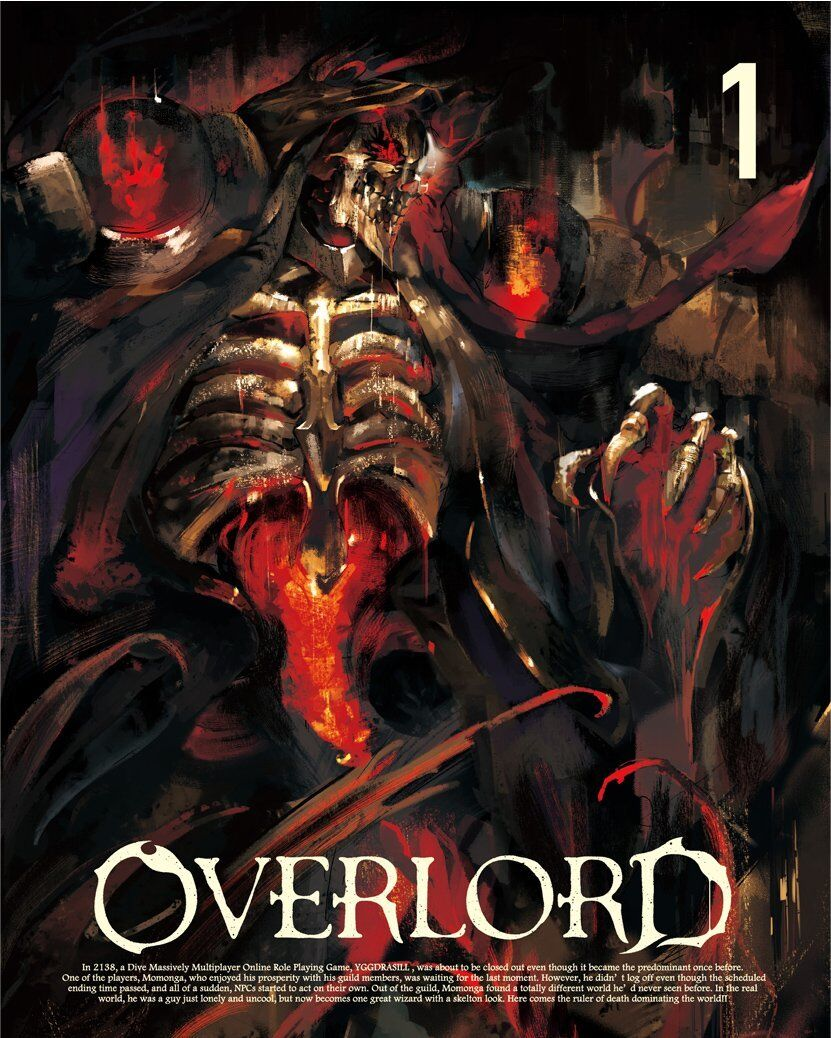 Skythewood translations: Overlord