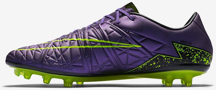 Cúal yo Aventurero  Purple Nike Hypervenom Phinish 2 2015-2016 Boots Released - Footy Headlines