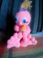 Bebé amigurumi