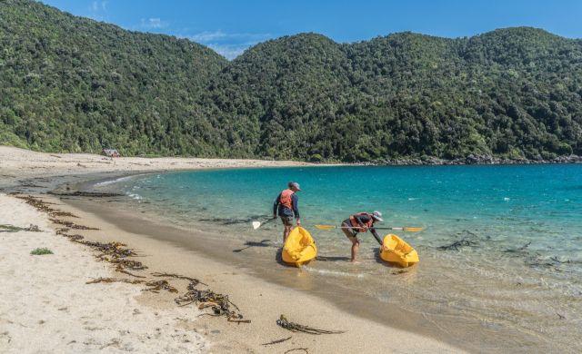 Proyecto de turismo sustentable en Caletas Cóndor y Huellelhue