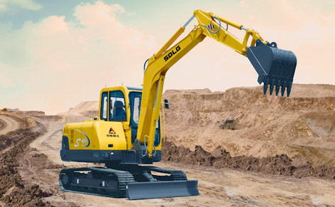 SDLG Excavators LG660