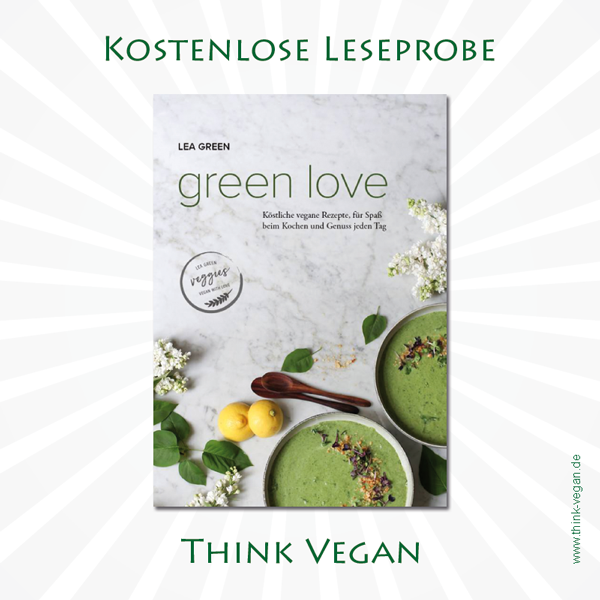 Green Love . Veganes Kochbuch