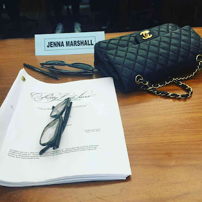 "PLL 7x12 Script ""These Boots Were Made for Stalking"" Table Read Tammin Sursok"