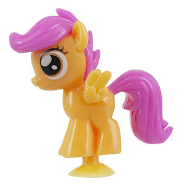 MLP Squishy Pops Series 1 Wave 2 Scootaloo Figure by Tech 4 Kids