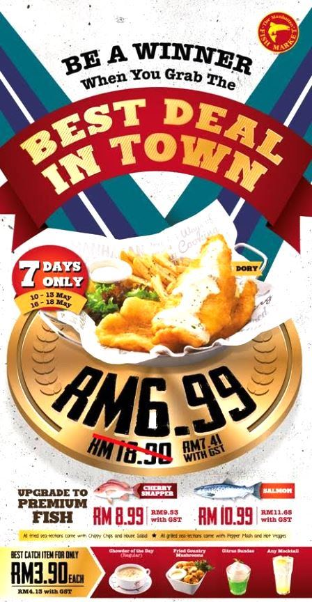 Follow me to eat la malaysian food blog best deal in for 99 5 the fish