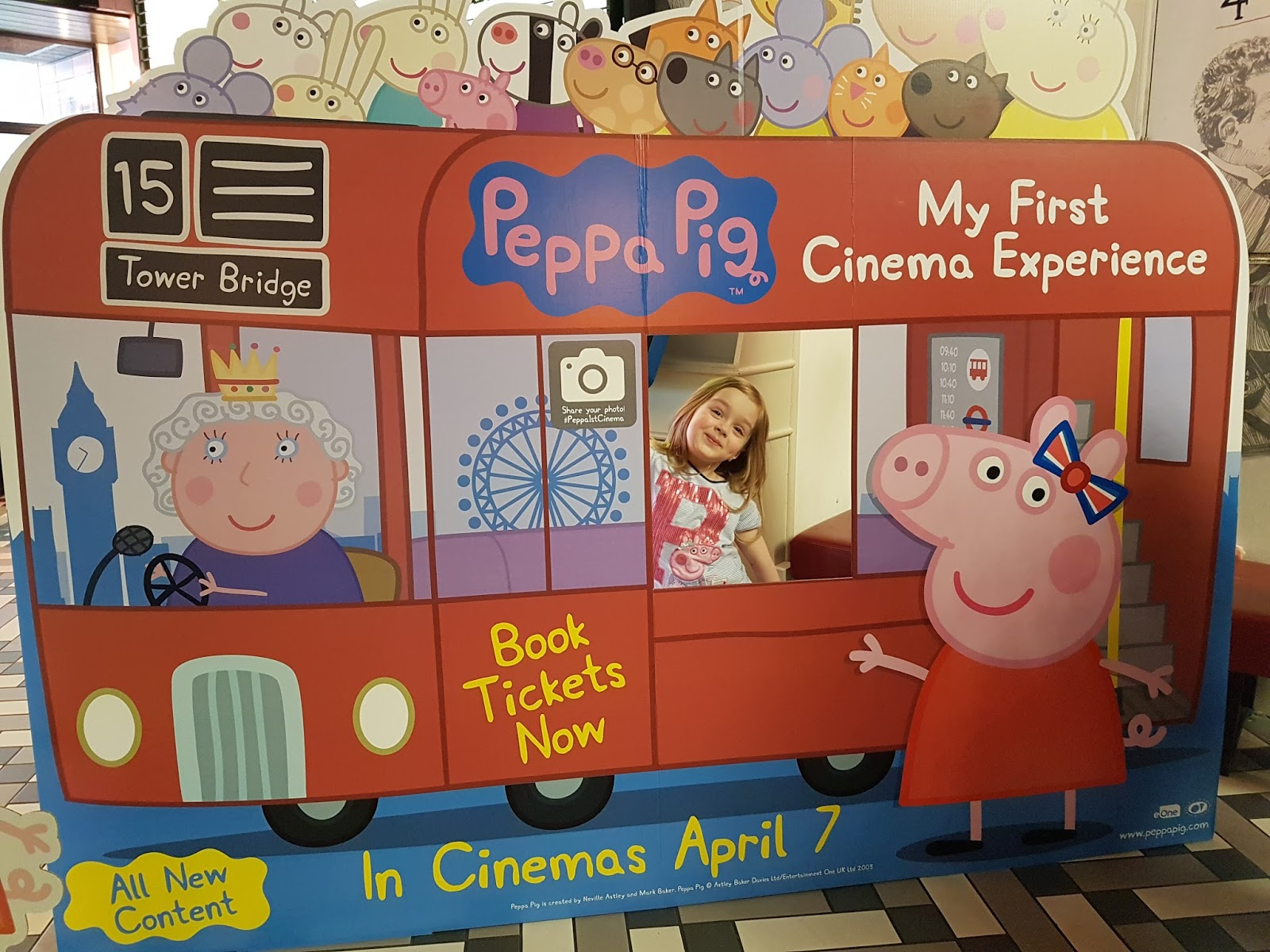 Peppa Pig: My First Cinema Experience review