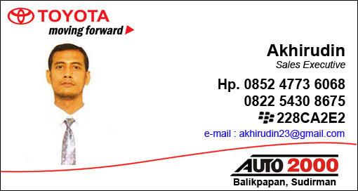 Toyota Balikpapan Kalimantan Timur