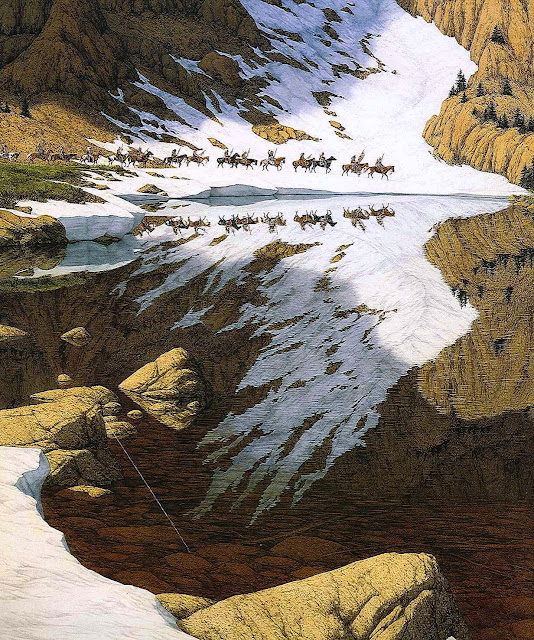 Bev Doolittle art