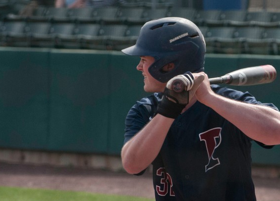 Sean Phelan scored the winning run for Penn on Sunday