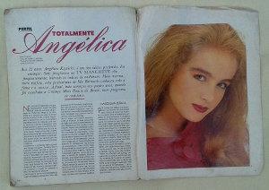 Angélica nos anos 80