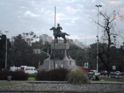 Buenos Aires; viajando pela America Latina;