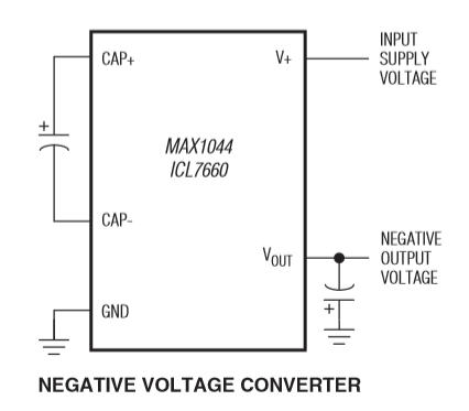 voltage inverter guitar pedal