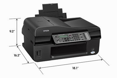 one that gives the flexibility you lot postulate to adjust to small-scale trouble organization demands Download Epson WorkForce 435 Printer Driver