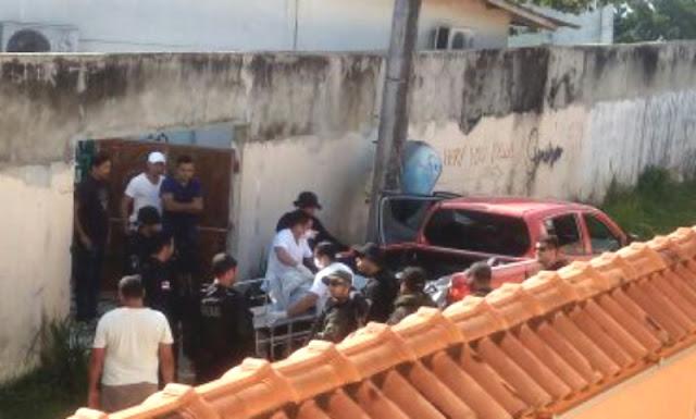 DOIS HOMENS SÃO MORTOS PELA POLÍCIA NA ZONA RURAL DE COARI