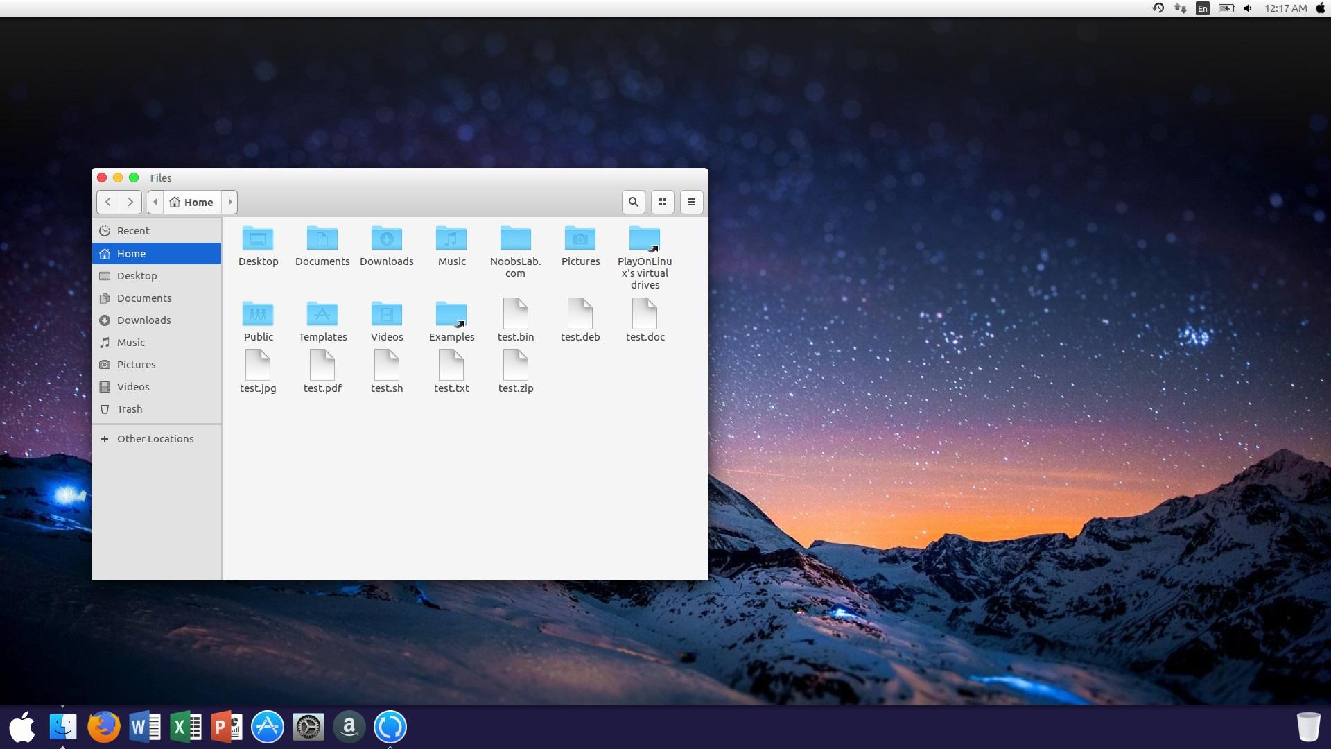 MacBuntu 17 04 Transformation Pack Ready for Ubuntu 17 04