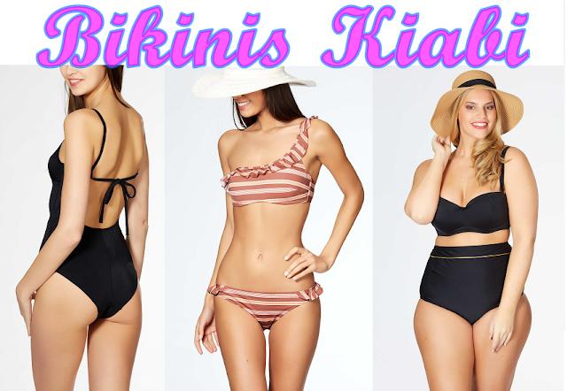 bikinis y bañadores kiabi verano 2016