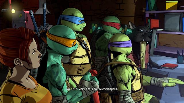 Download Teenage Mutant Ninja Turtles Mutants in Manhattan