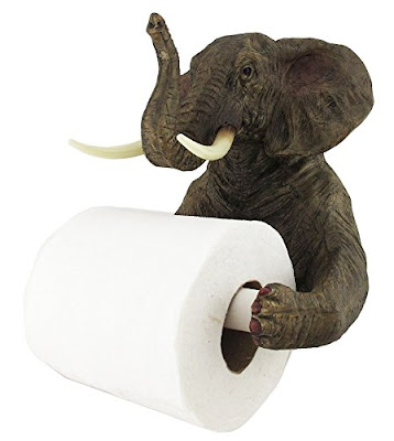 Elephant Toilet Tissuepaper Holder