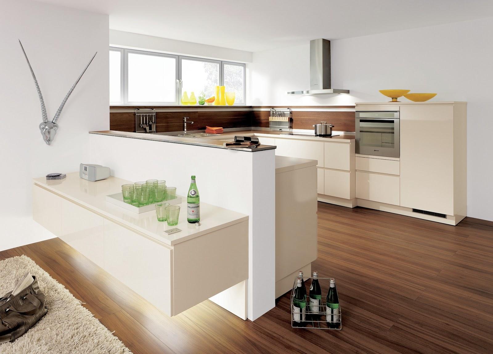 cuisine en u. Black Bedroom Furniture Sets. Home Design Ideas