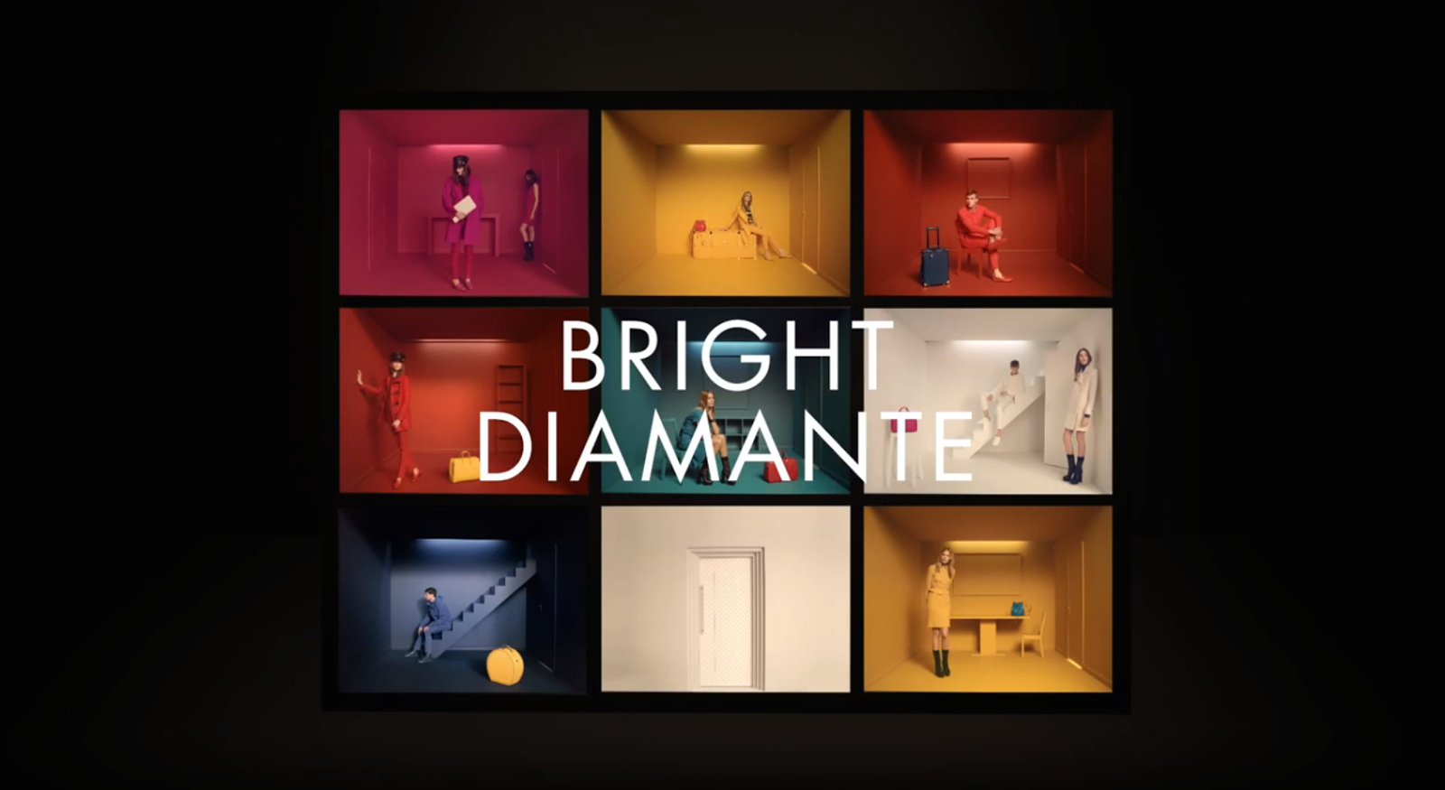 Video: Gucci's Bright Diamante