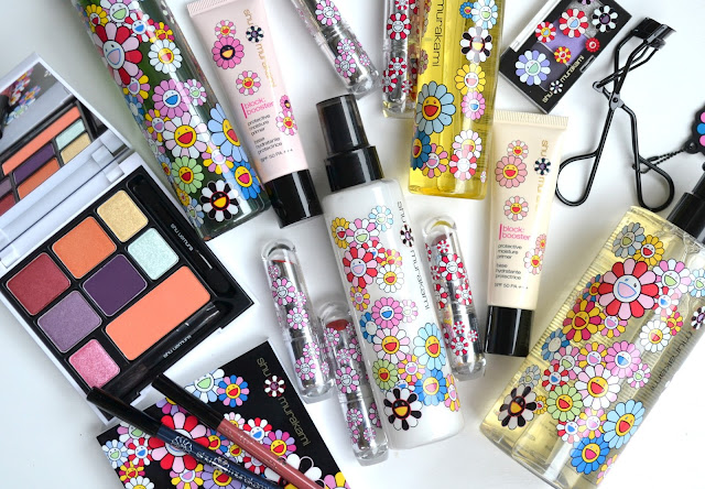 MAKEUP | Shu Uemura Murakami Holiday Collection Rouge Unlimited Review and Swatches