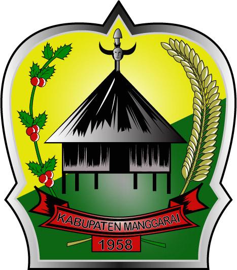 Yurialfred S Logo Kabupaten Manggarai Reborn
