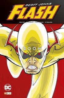 """Reseña de """"Flash: Zoom"""" de Geoff Johns - ECC Ediciones"""