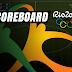 PES 6 | Scoreboard (Placar) Rio 2016 | By: Wesl Kitmaker
