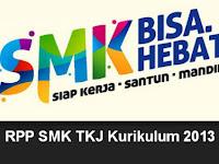 RPP SMK TKJ Kurikulum 2013 Kelas 12