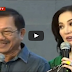 Awkward Response Of Kris When Piñol Talked About Government's Money, Defensive?