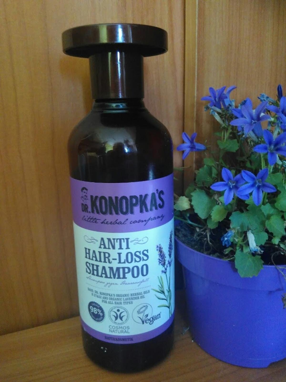 dr. konopkas balsam do włosów przeciw wypadaniu