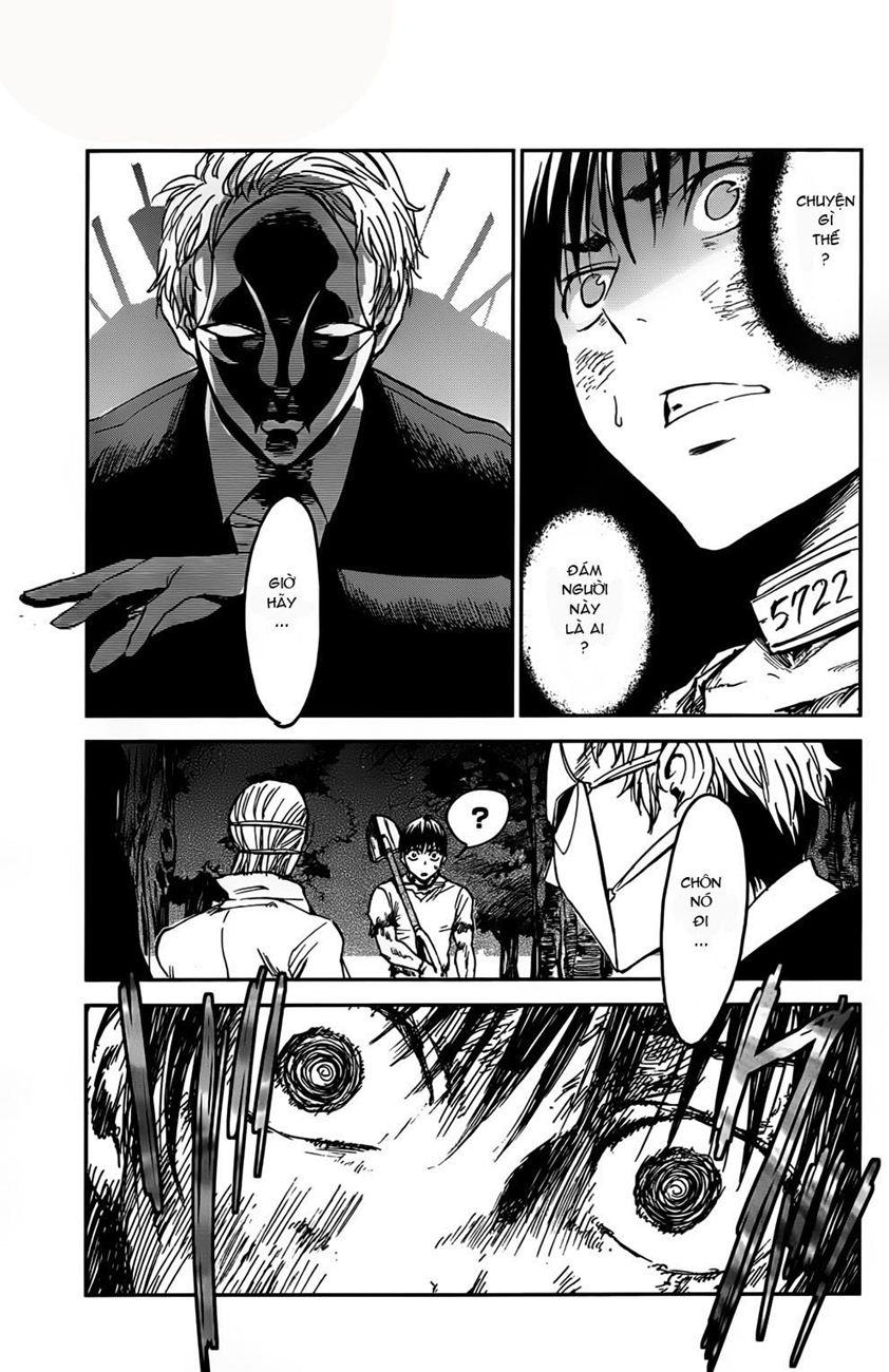 Sugar Dark chap 2 trang 25