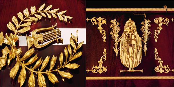 đàn piano C. Bechstein Sphinx có giá 1,2 triệu usd