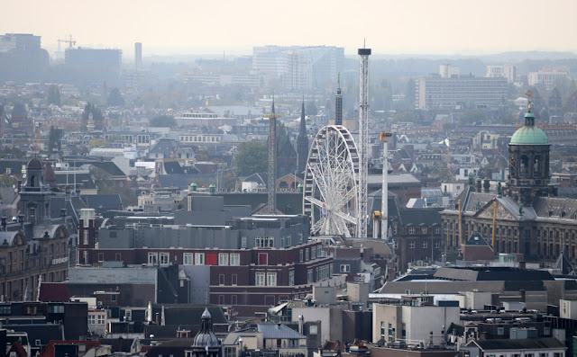 Euroopan korkein keinu sijaitsee Amsterdamissa 21